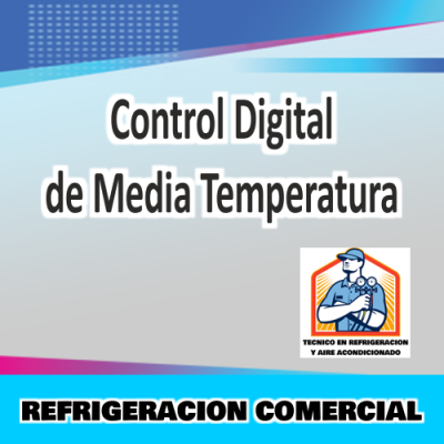 Control Digital de Media Temperatura